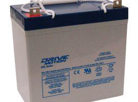 Batterie drive motion